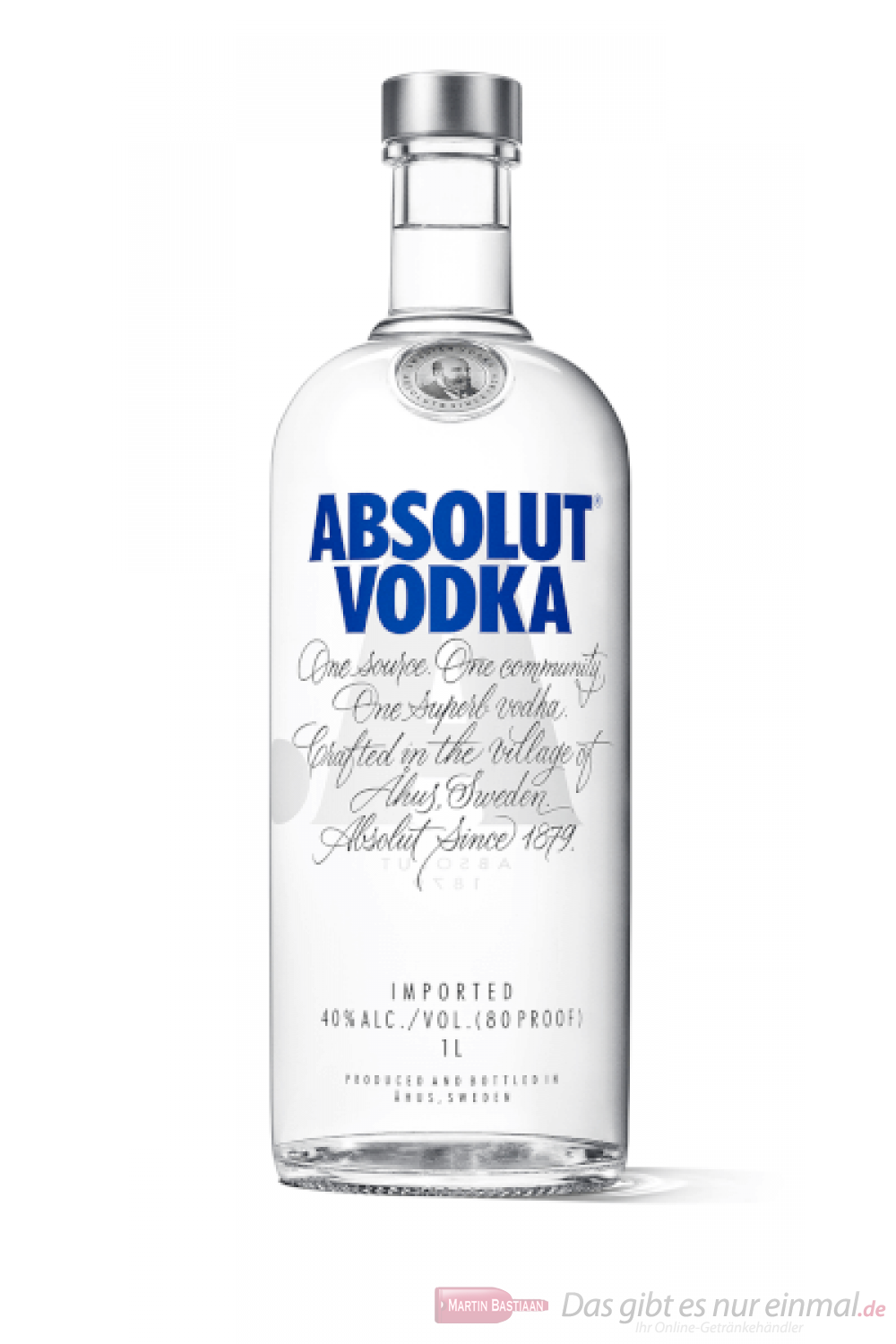 Absolut Vodka 1,0l