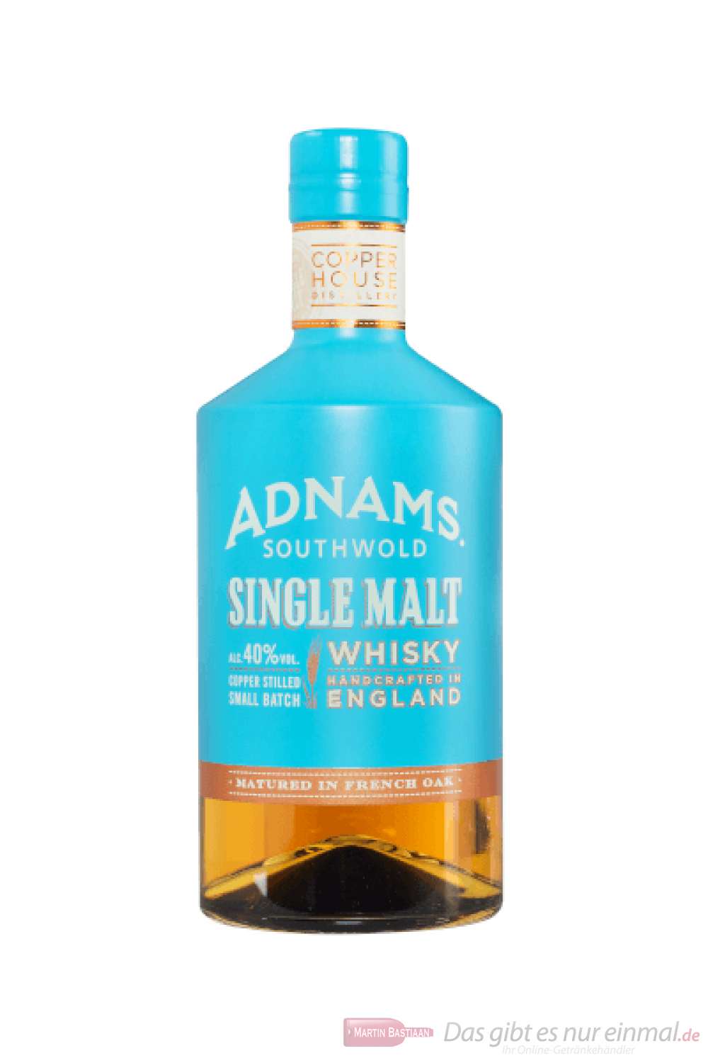 Adnams Single Malt Whisky 0,7l