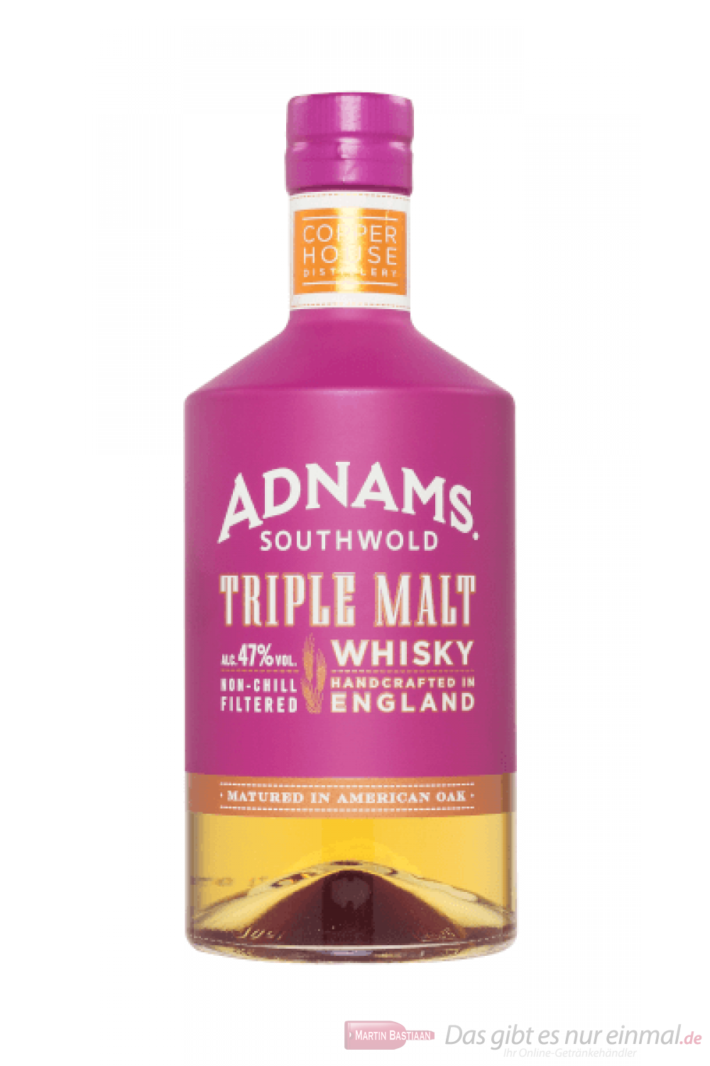 Adnams Triple Malt Whisky 0,7l