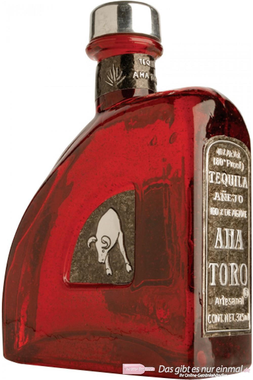 Aha Toro Anejo Tequila 40% 0,7 l Flasche