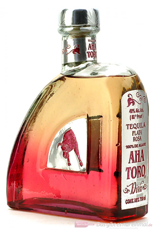 Aha Toro Diva Plata Tequila 40% 0,7 l Flasche