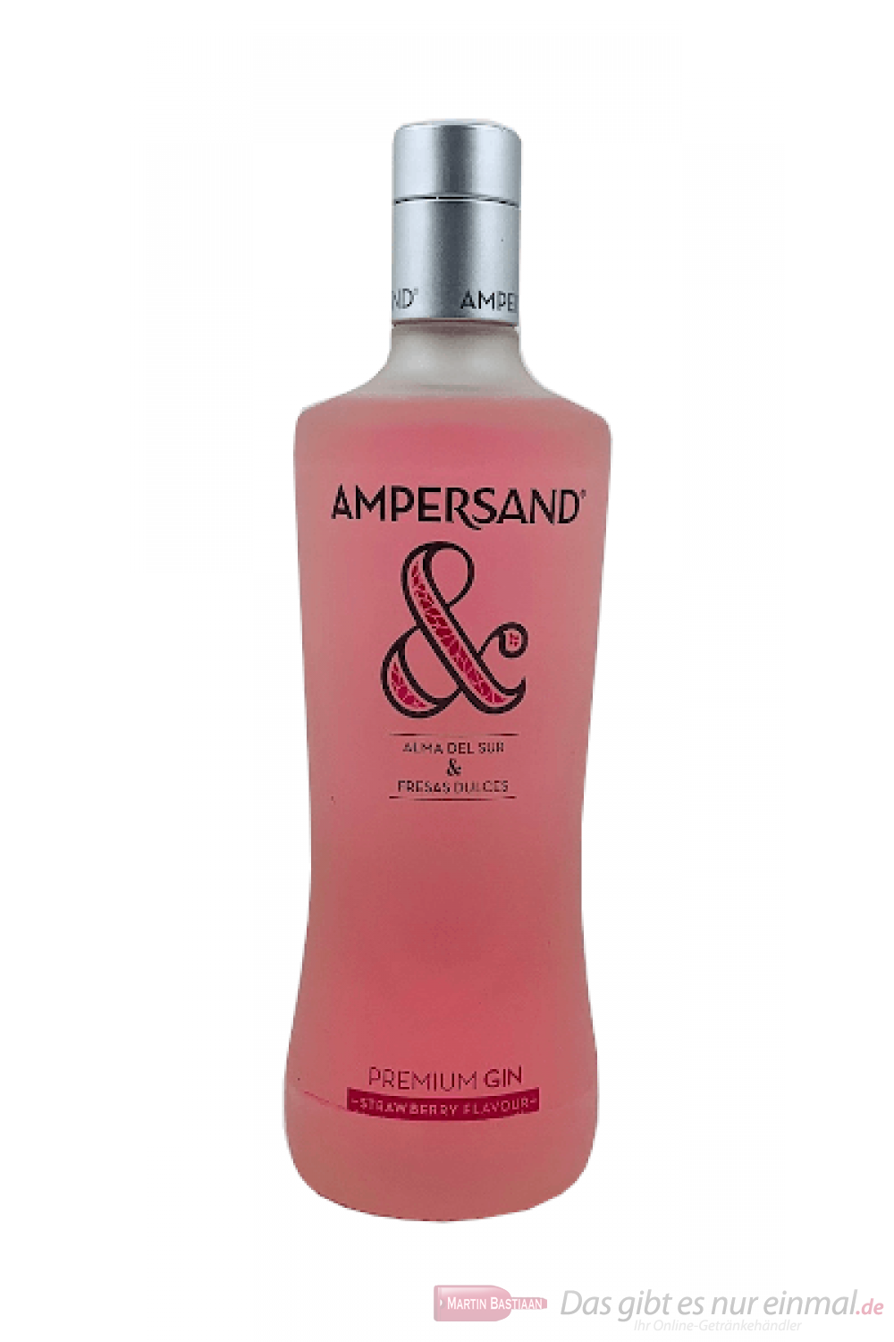 Ampersand Pink Gin Strawberry Flavour 0,7l