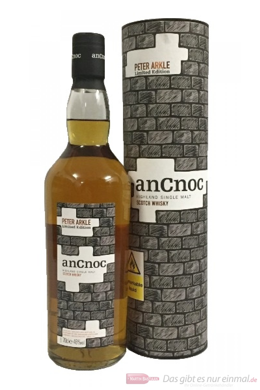 AnCnoc Peter Arkle No. 3 Bricks Edition