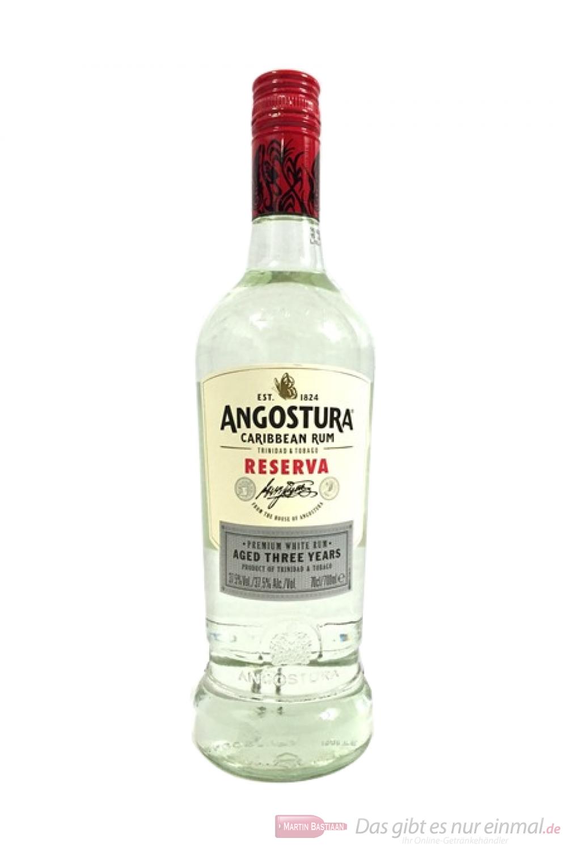Angostura White 3 Years