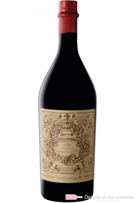 Fernet Antica Formula Vermouth 1,0l