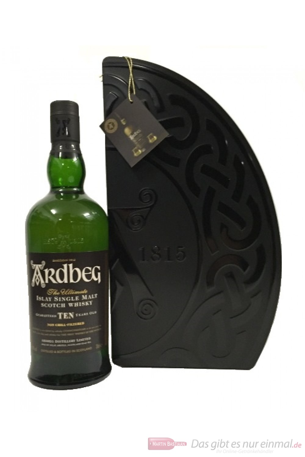 Ardbeg 10 Years Quadrant
