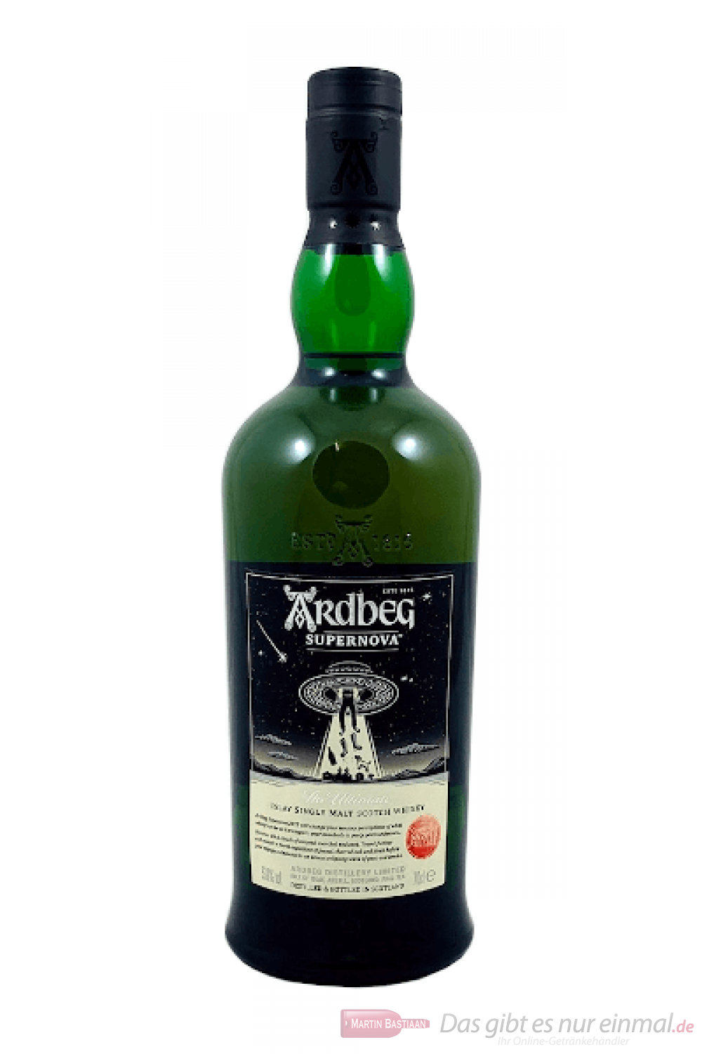 Ardbeg Supernova 2019 Single Malt Scotch Whisky 0,7l