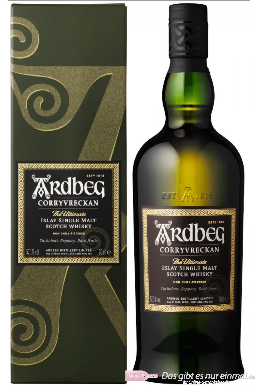 Ardbeg Corryvreckan Single Malt Scotch Whisky 0,7l