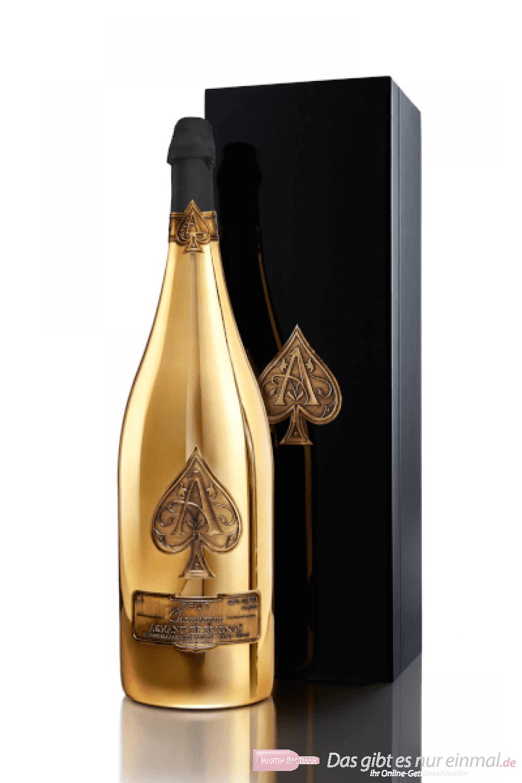 Armand de Brignac Champagner Brut Gold 4,5l