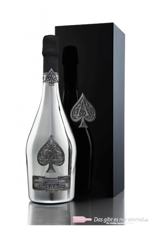 Armand de Brignac Champagner Blanc de Blanc 0,75l