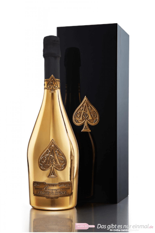 Armand de Brignac Champagner Gold 0,75l