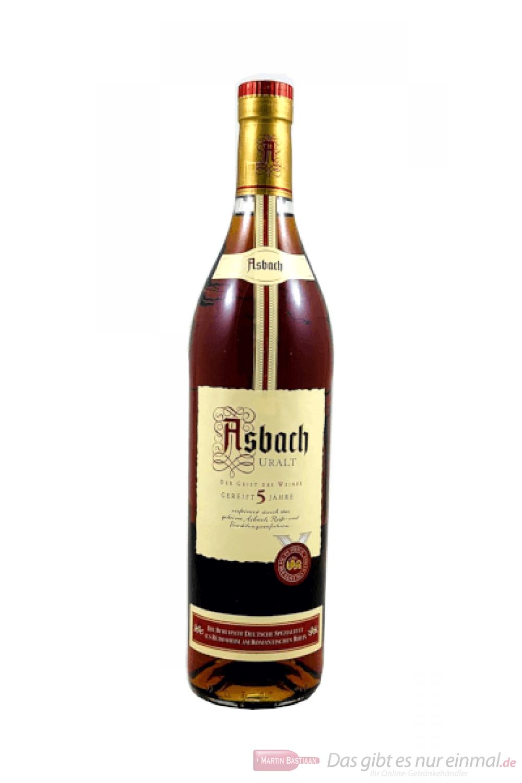 Asbach Uralt 5 Jahre Weinbrand 0,7l