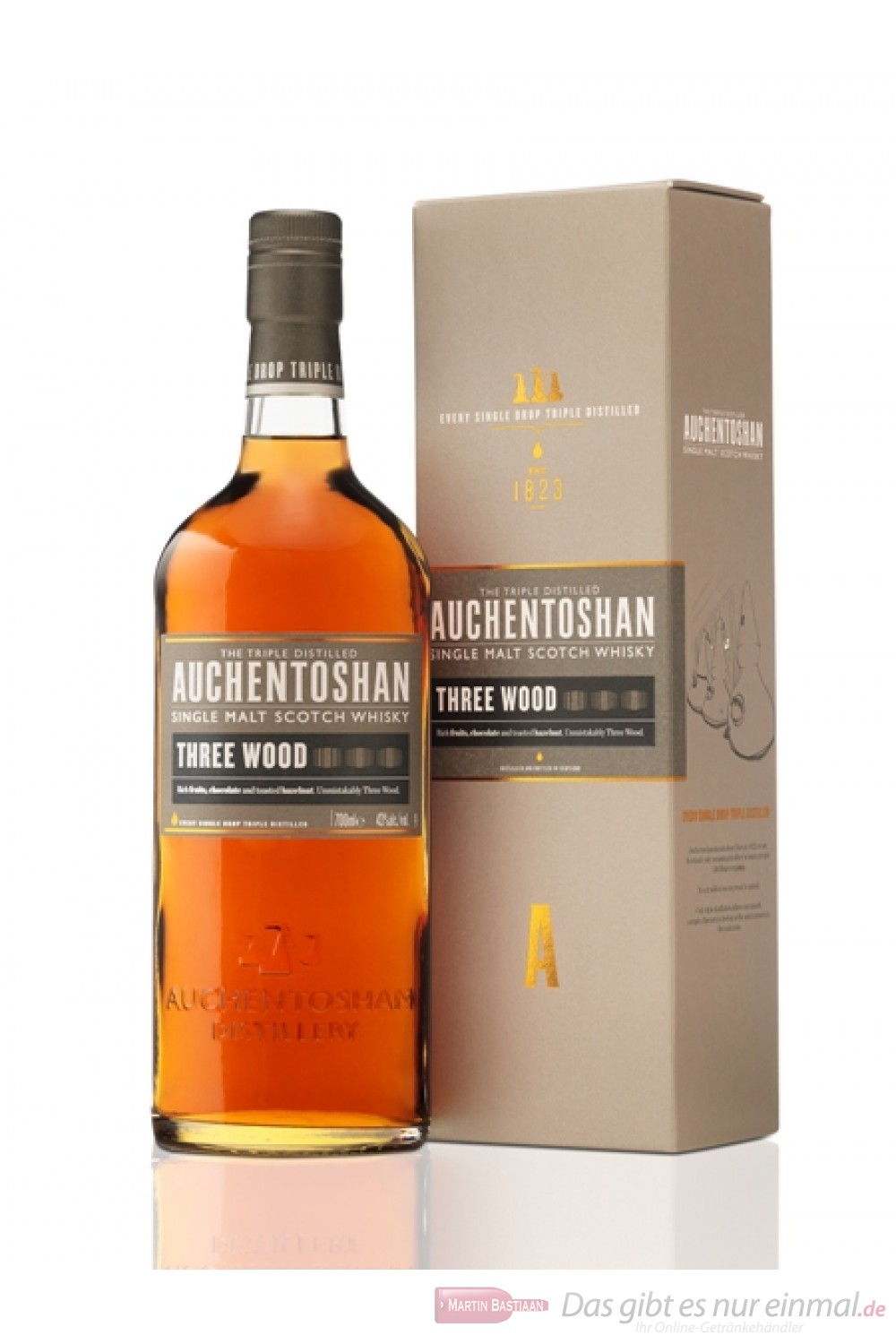 Auchentoshan Three Woods
