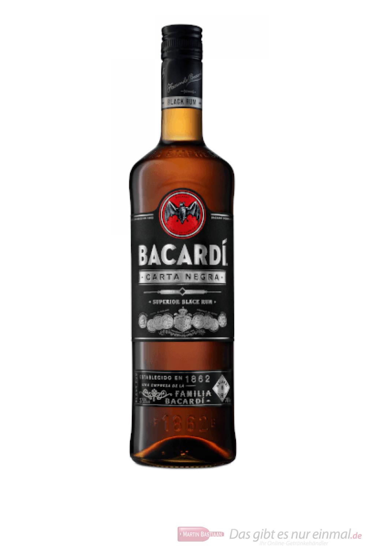 Bacardi Rum Carta Negra 0,7l