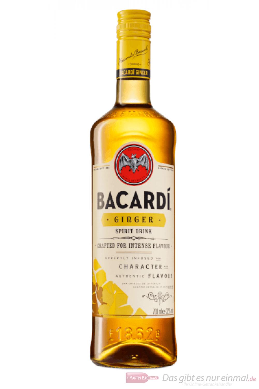 Bacardi Ginger 0,7l