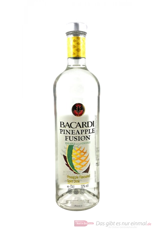 Bacardi Pineapple Fusion Flavoured Spirit Drink
