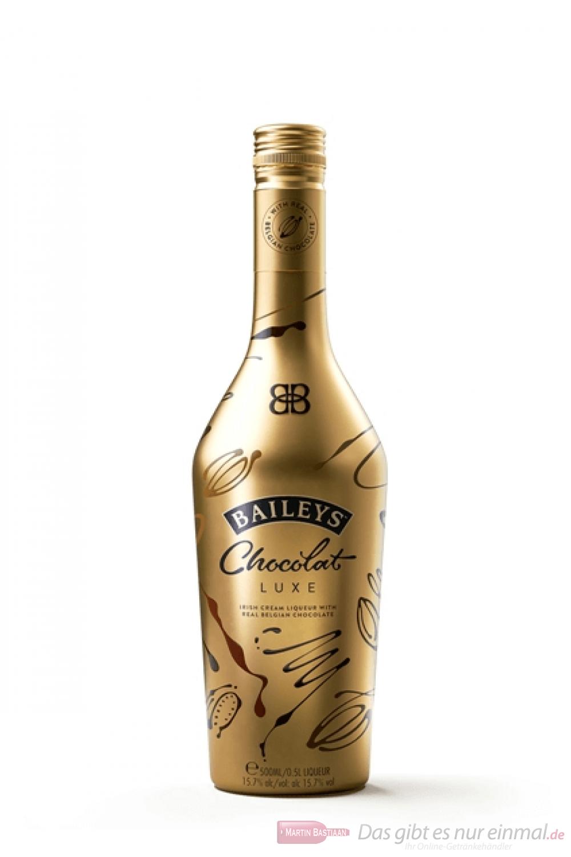 Baileys Chocolat Luxe Irish Cream Likör 0,5l