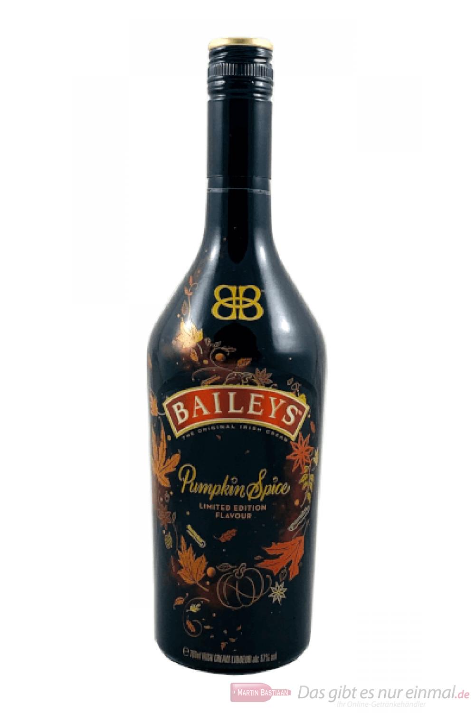Baileys Pumpkin Spiced Irish Cream Likör 0,7l