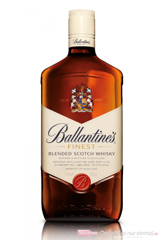 Ballantine´s Finest Blended Scotch Whisky 1,0 l