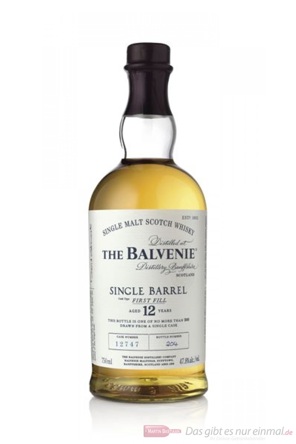 Balvenie Single Barrel 12 Years