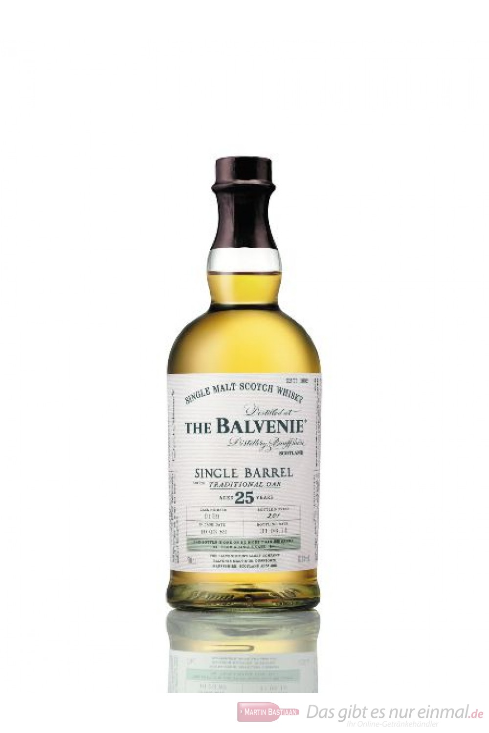 Balvenie Single Barrel 25 Years