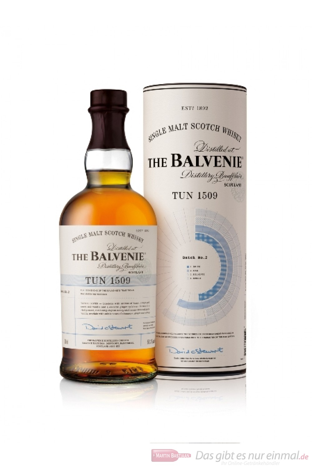 The Balvenie TUN 1509 Batch 2
