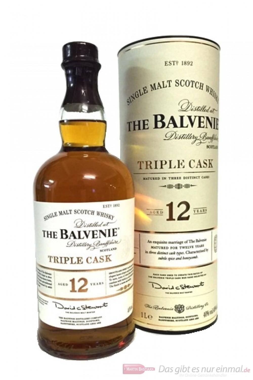 Balvenie Tripple Cask 12 Years