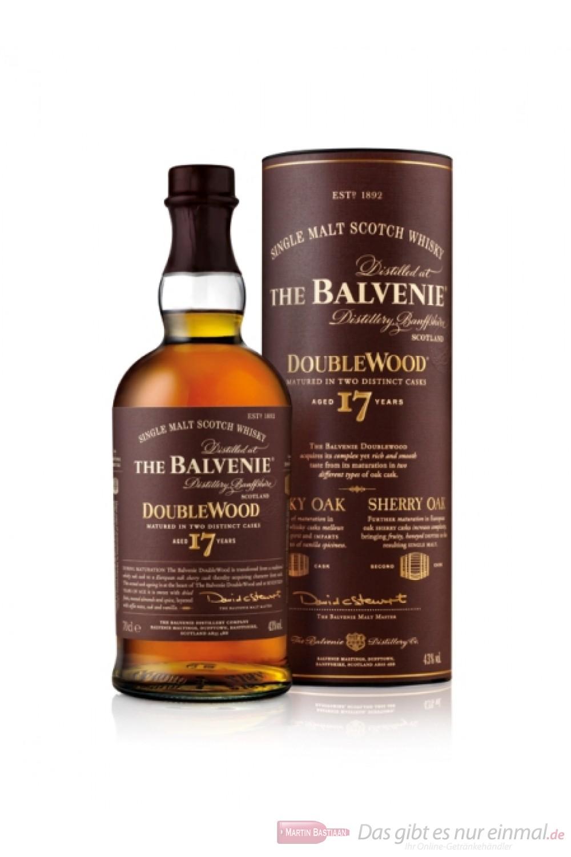 Balvenie Doublewood 17 Jahre