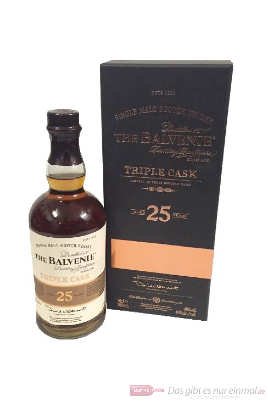 Balvenie Tripple Cask 25 Years