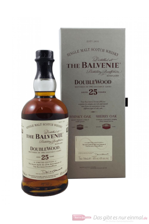 Balvenie 25 Years Doublewood