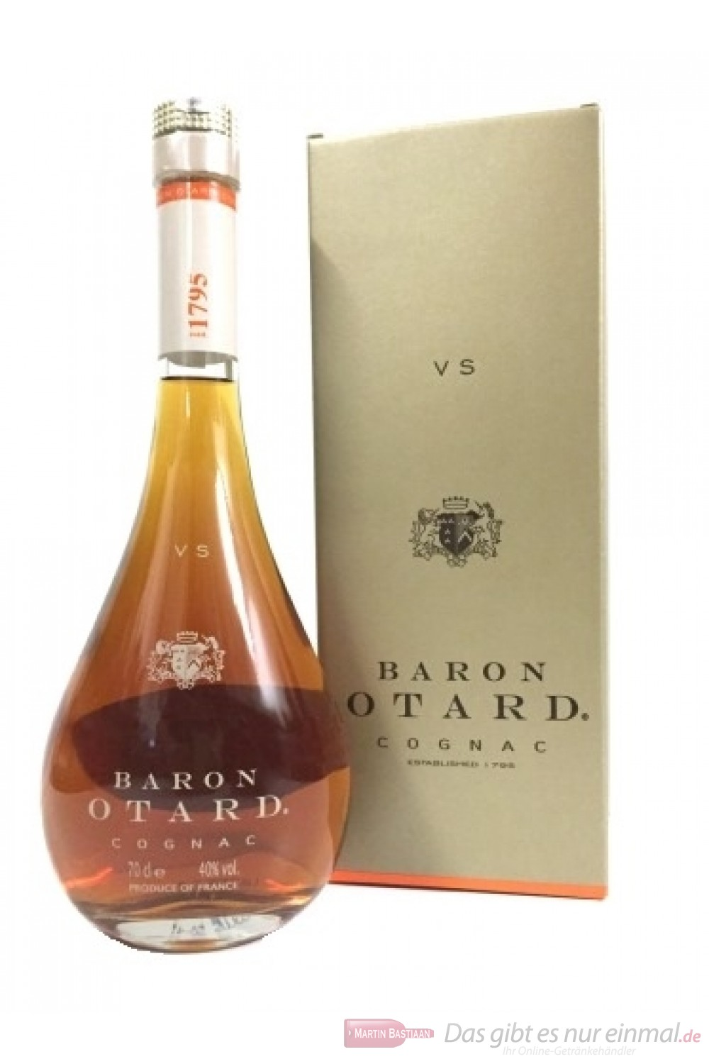Baron Otard VS