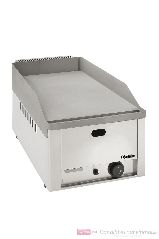 Bartscher Gas Griddle Tischgerät