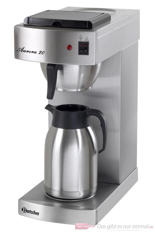 Bartscher Kaffeemaschine Aurora 20