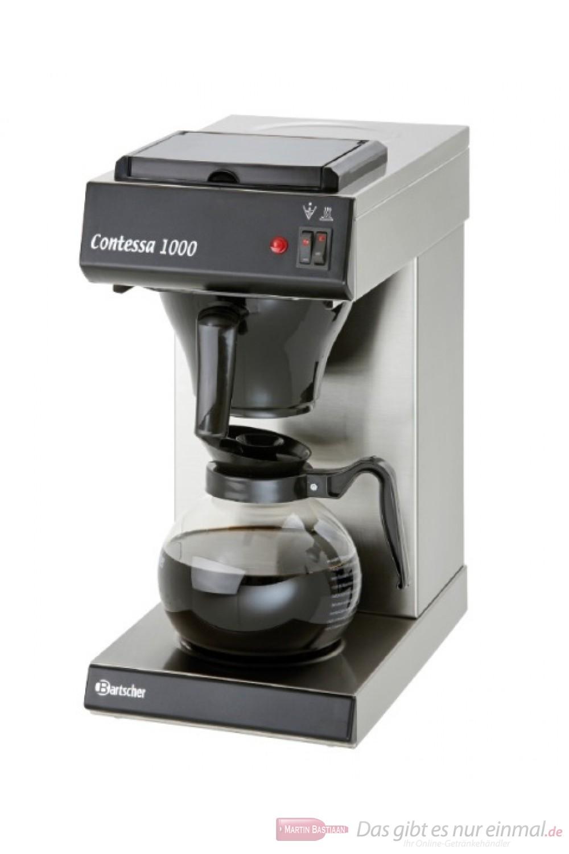 Bartscher Kaffeemaschine Contessa