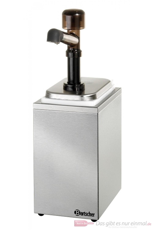 Bartscher Pumpstation, 1 Pumpe