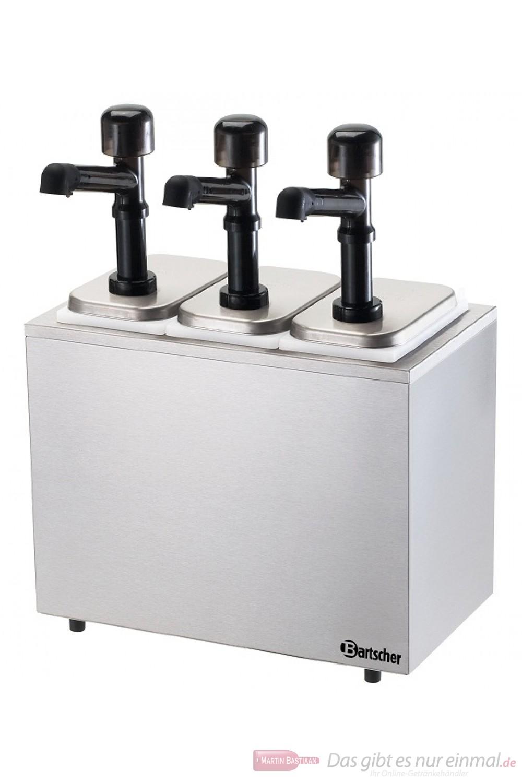 Bartscher Pumpstation 3 Pumpen