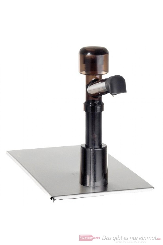Bartscher Pumpstation für 1/4 GN - Behälter mit Aufsatzdeckel