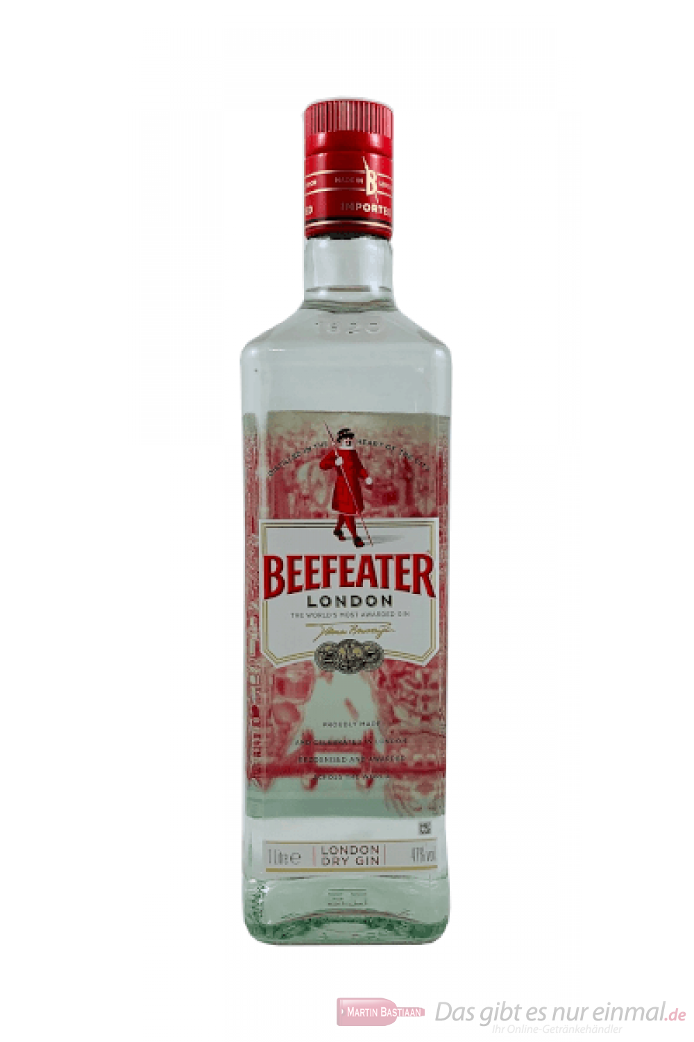 Beefeater Gin 47% 1,0l