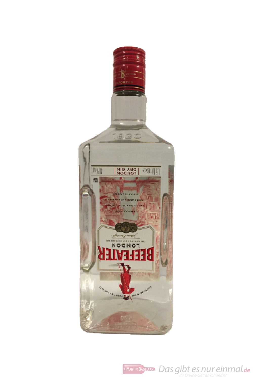 Beefeater Gin 1,5l