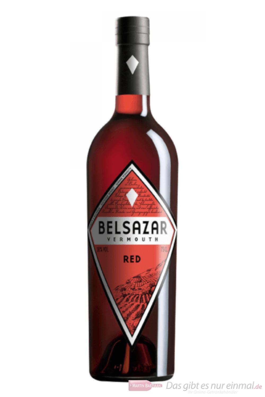 Belsazar Red Vermouth 0,75l