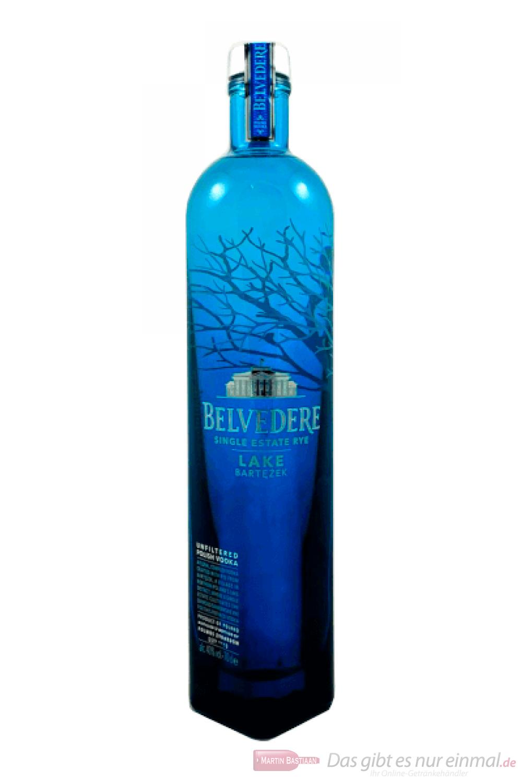 Belvedere Single Estate Lake Bartezek Vodka 0,7l
