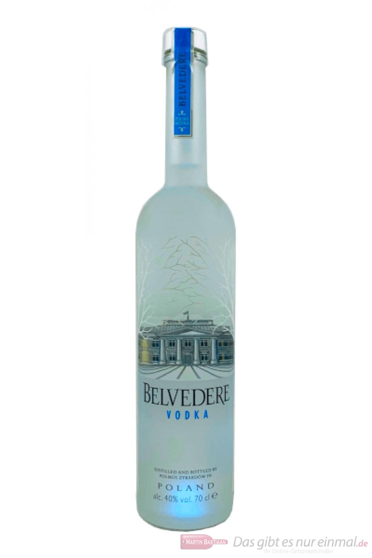 Belvedere Night Sabre Vodka 0,7l
