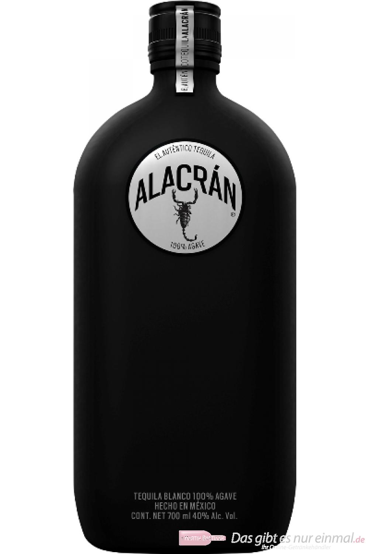 Alacrán Tequila Blanco