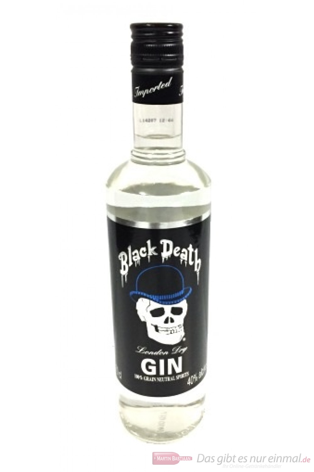Black Death Gin