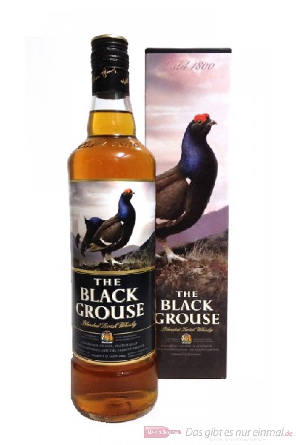 The Black Grouse Blended
