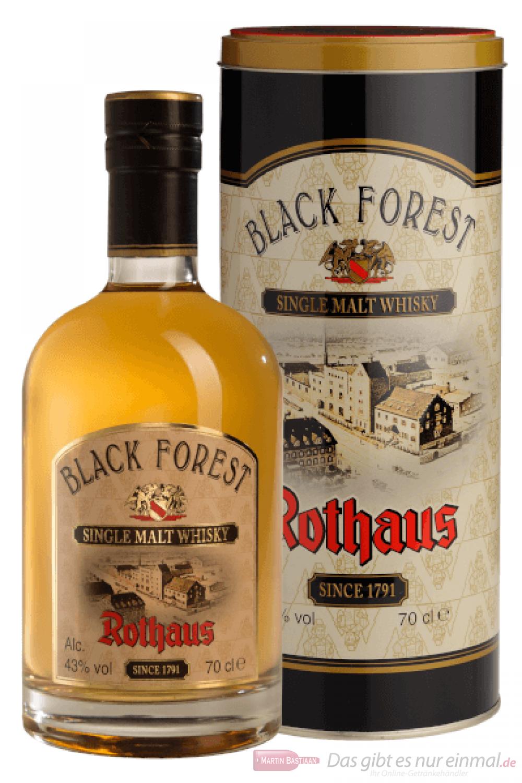 Black Forest Rothaus Edition 11 Single Malt Whisky 0,7l