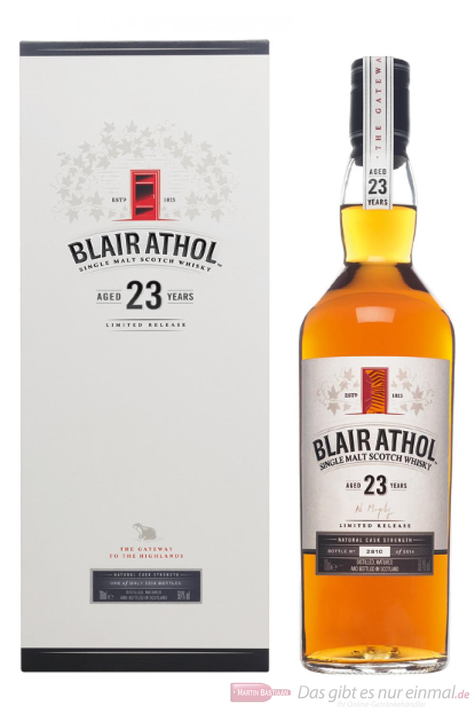 Blair Athol 23 Years
