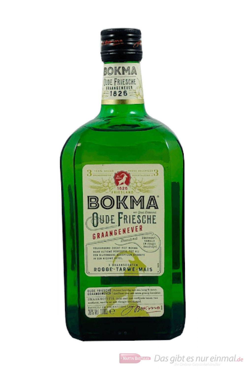 Bokma Oude Genever 1,0l