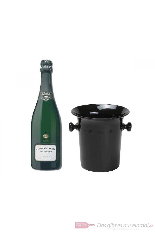 Bollinger Champagner La Grande Annee in Champagner Kübel 0,75l