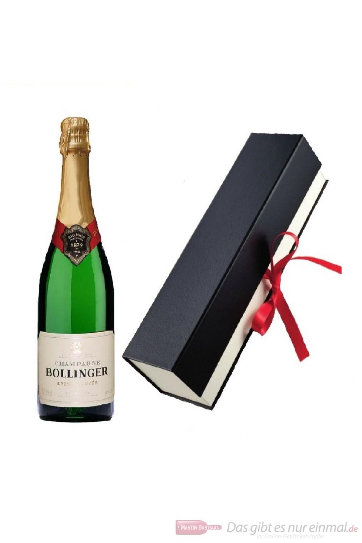 Bollinger Champagner Spezial Cuvée Brut in Geschenkfaltschachtel